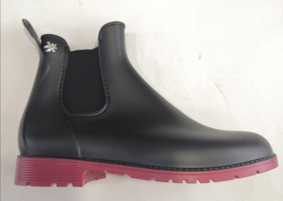 Boots pour la pluie de Meduse