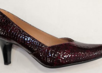 Collection chaussures dame hiver 2020